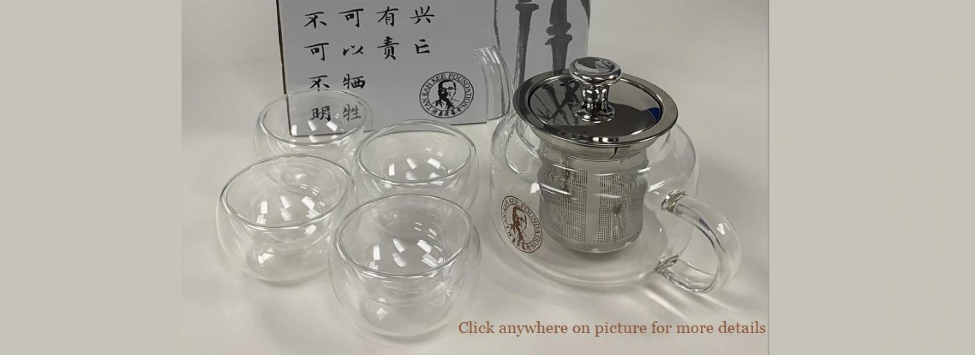 Glass Teapot Set - Slider 5