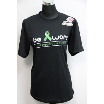 Customized Round Neck T-Shirt