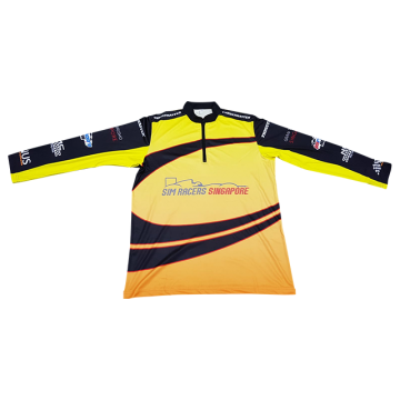 Customized Long Sleeve with Full Sublimation