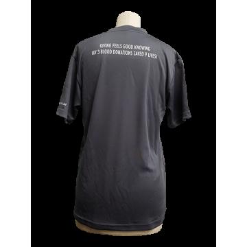 Round Neck - V-Neck T-shirt
