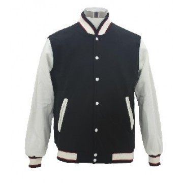 SJ154 Series Varsity Fleece Jacket