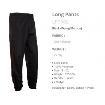LP0602 Long Pants