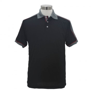 SJ137 Series Dry Fit Polo Tee Shirt