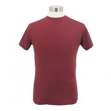 SJ186 Series Cotton Round Neck Tee