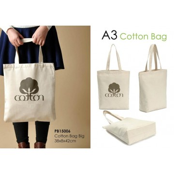 PB15006 A3 Cotton Bag