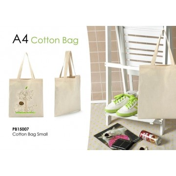 PB15007 A4 Cotton Bag