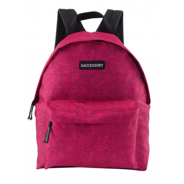 Customized 600D Polyester Backpack
