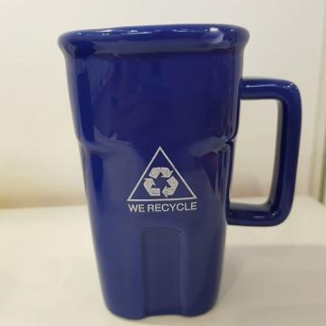We Recycle Ceramic Mug