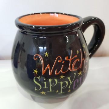 Witch Pot Mug