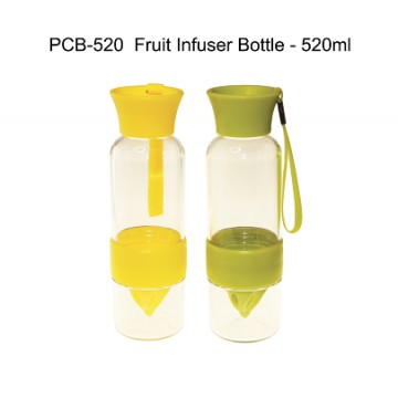 PCB-520 Fruit infuser water bottle - 520ml