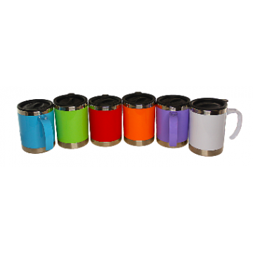 B-25 Brighton Mug in Solid Color 16oz