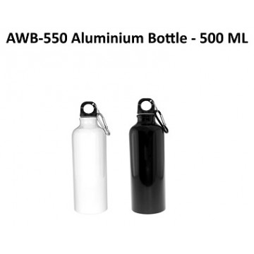 AWB-550 Aluminum Bottle 500ml
