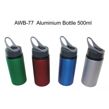 AWB-77 Aluminium Bottle 500ml