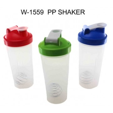 W-1559 PP Shaker