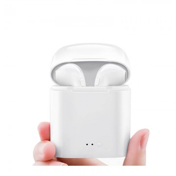 X-Twin Wireless Earpiece with Portable Box