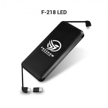 F-218 8000mAh Powerbank
