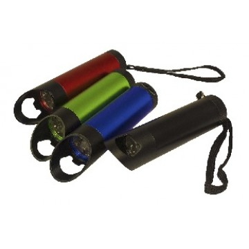 FR-7311 9 LED Torchlight with Bottle Opener