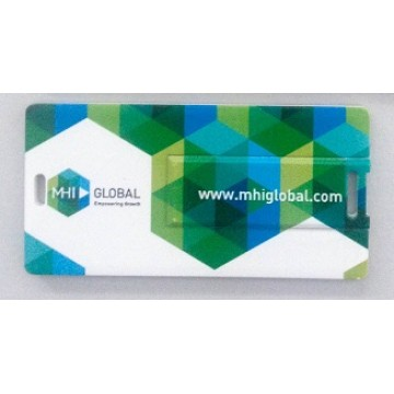 Mini Credit Card USB