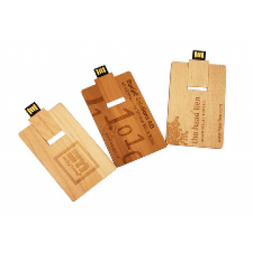 Wooden Card USB
