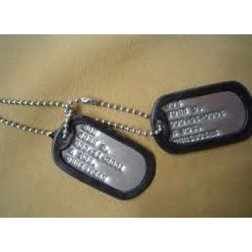Customized Dog Tag - ID