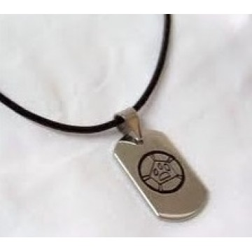 Customized Dog Tag - Pendant