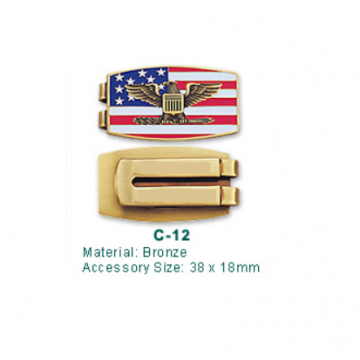C-12 Money Clip