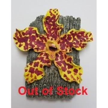 FM-16 Orchid Magnet