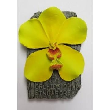 FM-17 Orchid Magnet