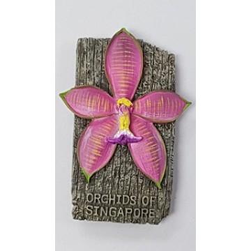 FM-19 Orchid Magnet