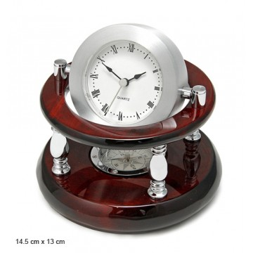 P35-CG1 Rotable Clock with Compass