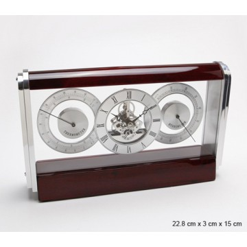P35-CG10 Classic Mechanism Desktop Clock