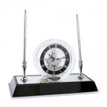 P35-CG6 Director Mechanism Desktop Clock