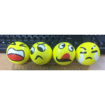 Emoicon Stress ball