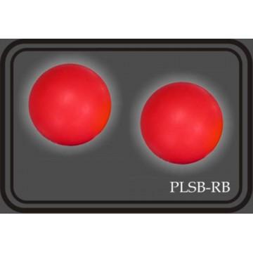 Round Red Stress Ball