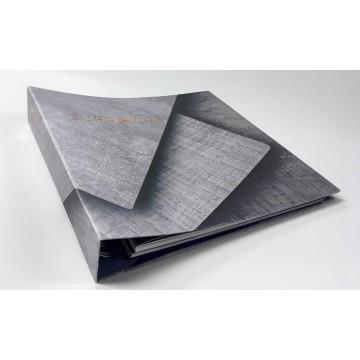 Customized Wire-O Catalogue Folder