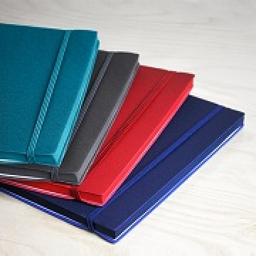 Jotter01 A5 Notebook Soft Cover