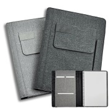 Jotter20 A5 Notebook with Front Pocket & Pen Slot