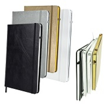 Jotter21 A5 Metallic Notebook