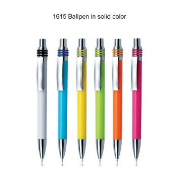 1615 Ballpen in solid color