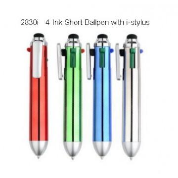 2830i 4-Ink Short Pen with i-stylus