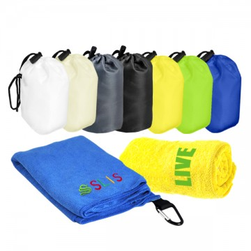 LF13003 T2 Microfiber Sports Towel