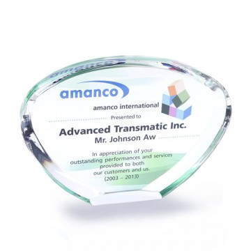 AP21 Oysteric Acrylic Plaque