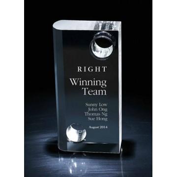 CA12 Eternity Crystal Award