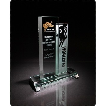 GA16 Pillars Glass Award