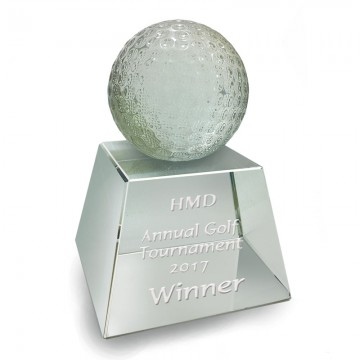 GP11 Golf Ball Crystal