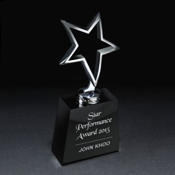 SC15 Breakthrough Star Achiever Crystal Award