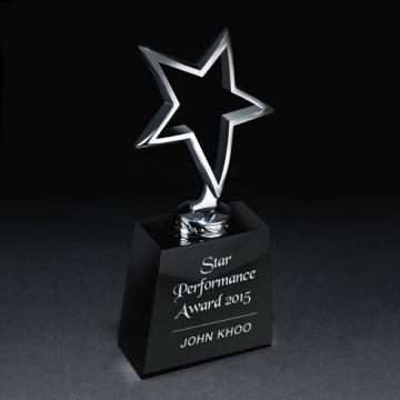 SC15 Breakthrough Star Achiever Crystal Award